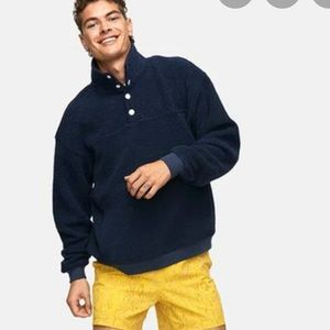 Outdoor Voices NAVY MegaFleece SMALL
